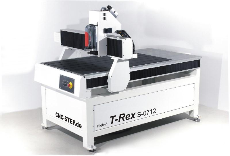 t rex machine