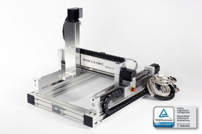 High-Z T-400 CNC Machine