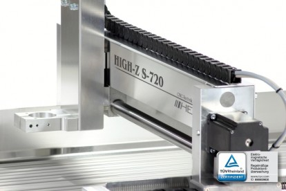 High-Z S-720 CNC Machine