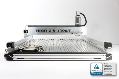 High-Z T-1400/105 CNC Machine